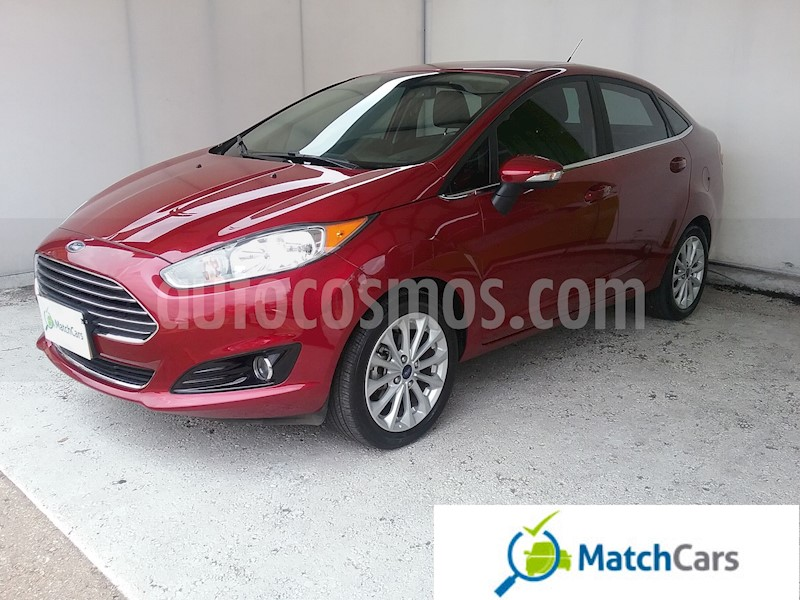foto Ford Fiesta 5P usado