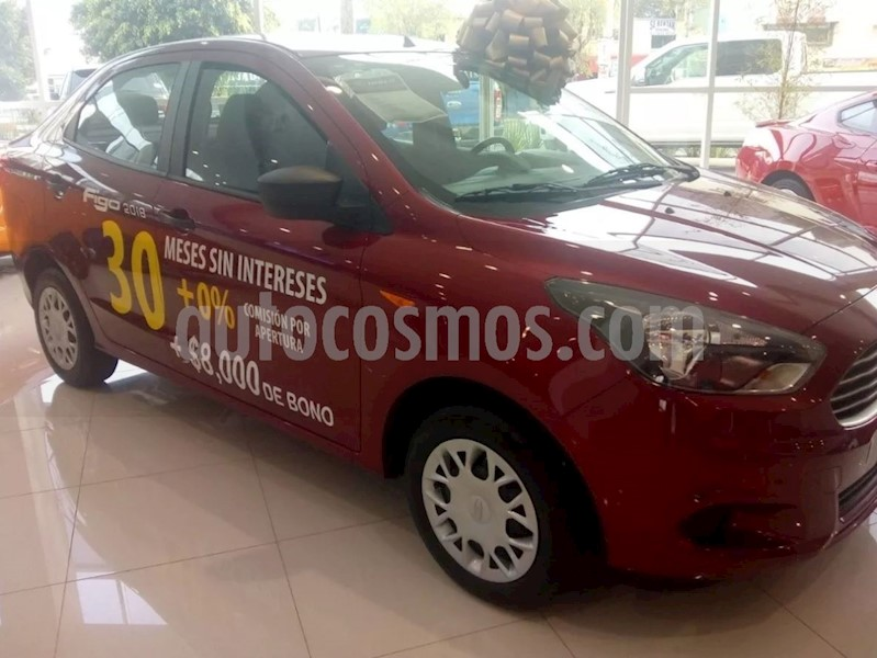 foto Ford Figo Sedan Impulse A/A nuevo