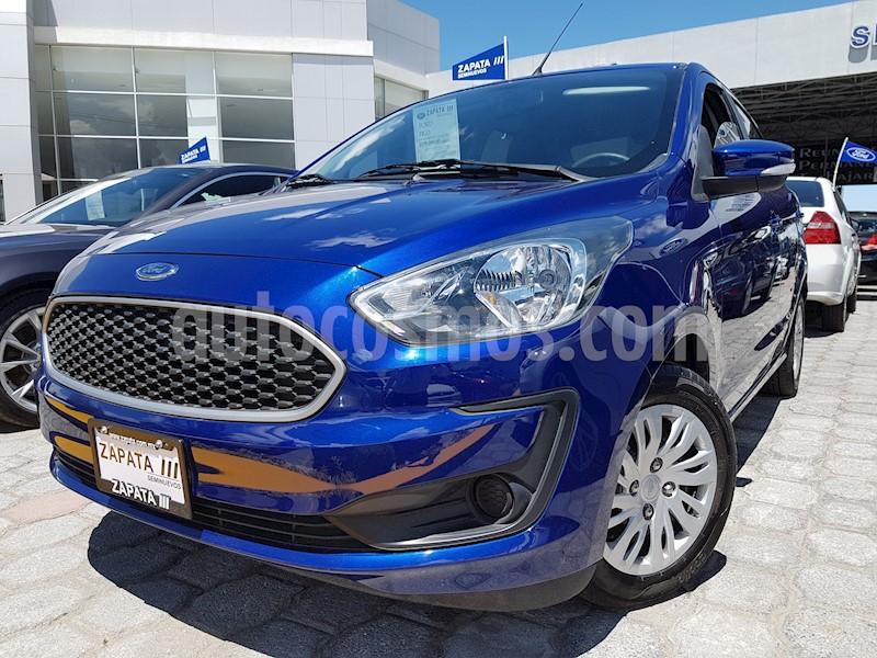 foto Ford Figo Sedan Impulse A/A usado
