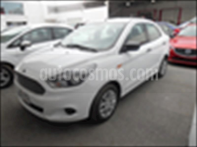 foto Ford Figo Sedan Impulse Aut A/A usado