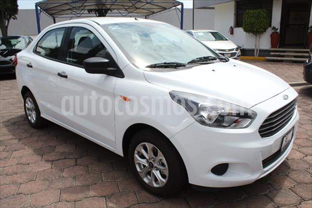 foto Ford Figo Sedán Energy Aut usado (2017) color Blanco precio $189,900