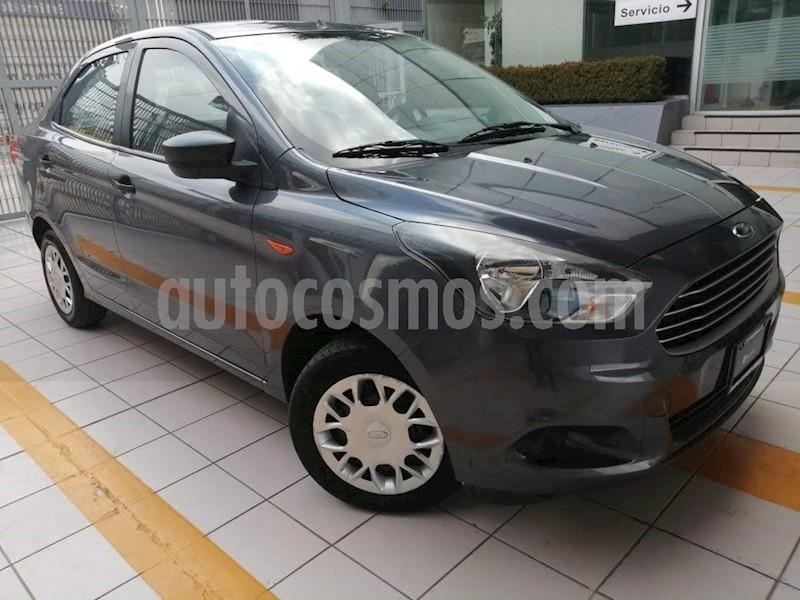foto Ford Figo Sedán Impulse  usado (2018) color Gris Hierro precio $155,000