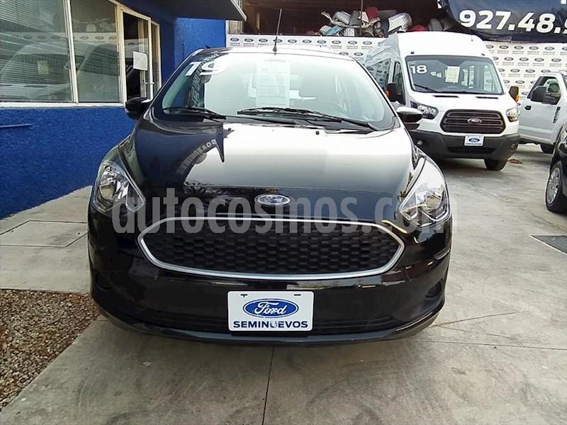 foto Ford Figo Sedán Impulse Aut A/A usado (2019) color Negro precio $223,000