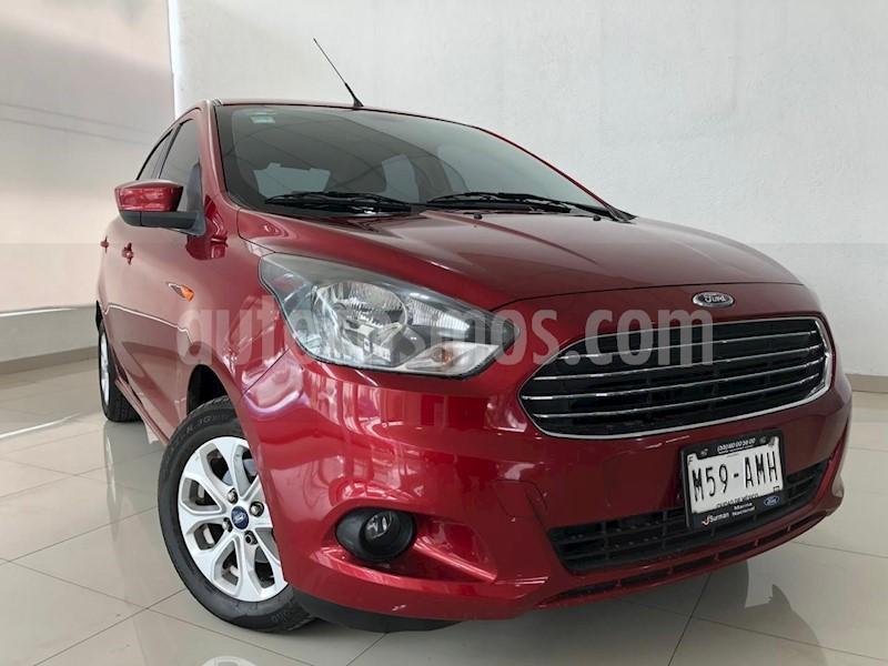 foto Ford Figo Sedan Titanium Aut usado