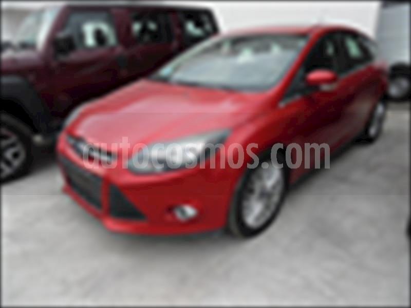 foto Ford Focus Hatchback Trend Aut usado