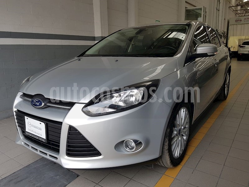 foto Ford Focus Hatchback Trend Sport Aut usado