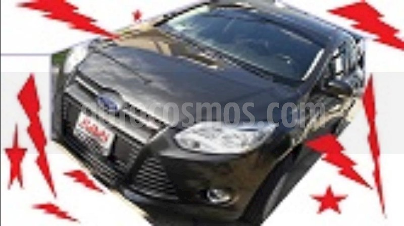 foto Ford Focus One 4P Edge 1.6 usado