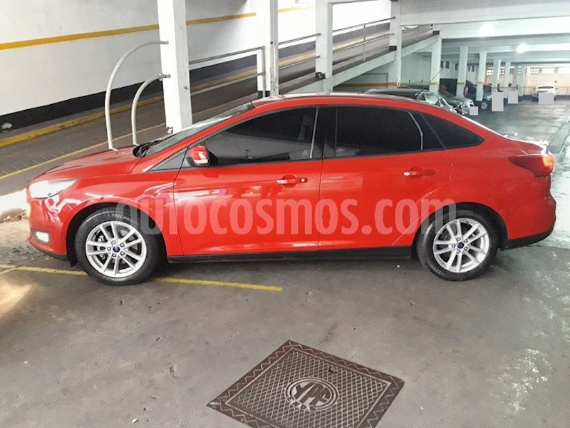 foto Ford Focus Sedan 1.6L S usado