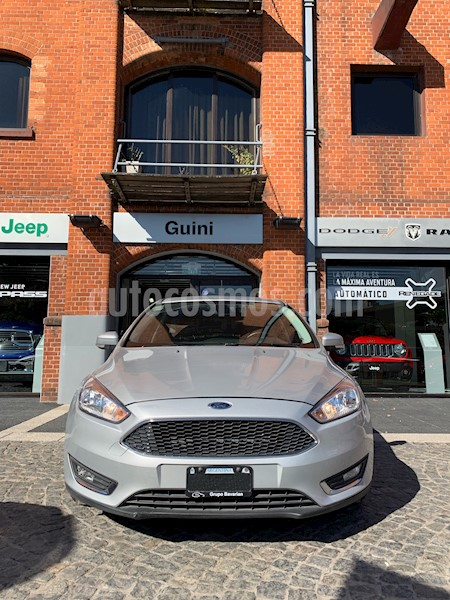 foto Ford Focus Sedan 2.0L SE Plus Aut usado