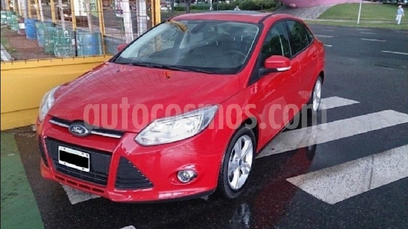 foto Ford Focus Sedan 2.0L SE Plus usado