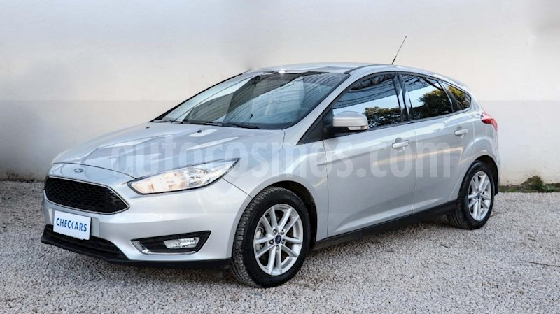foto Ford Focus Sedan 2.0L SE usado