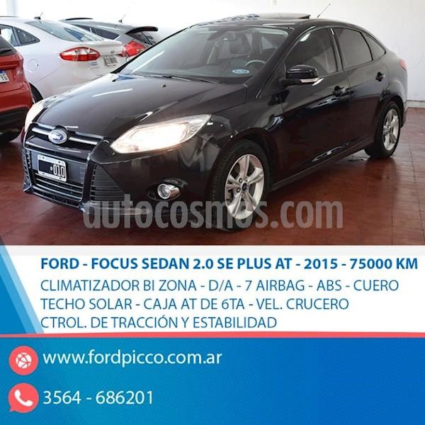 foto Ford Focus Sedan 2.0L SE usado