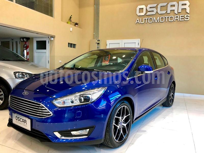 foto Ford Focus 5P 2.0L Titanium usado