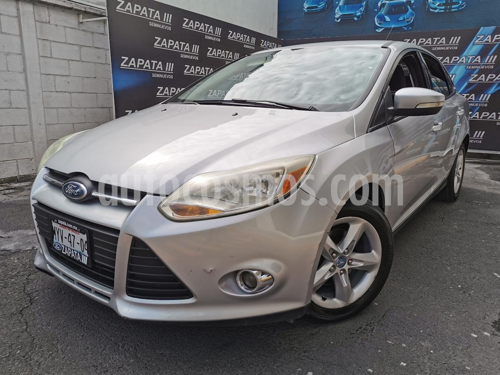 foto Ford Focus SE Aut usado (2013) color Plata Estelar precio $105,000