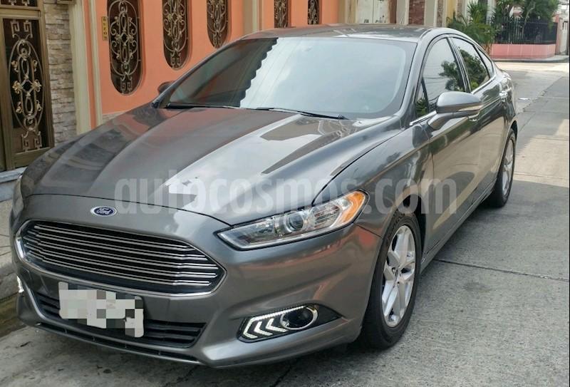 foto Ford Fusion 2.5L SE Aut Usado