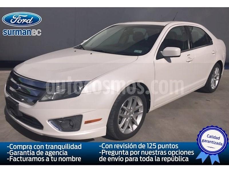 foto Ford Fusion 4 PTS. SEL, V6, TA, CD, PIEL, QC, GPS, RA-17 usado