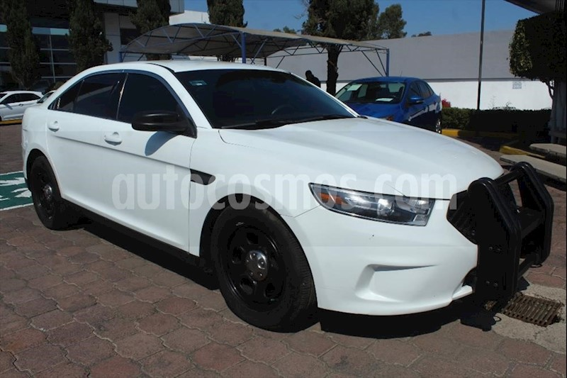 foto Ford Fusion 4P SE LUXURY L4/2.0/T AUT usado (2014) color Blanco precio $380,000