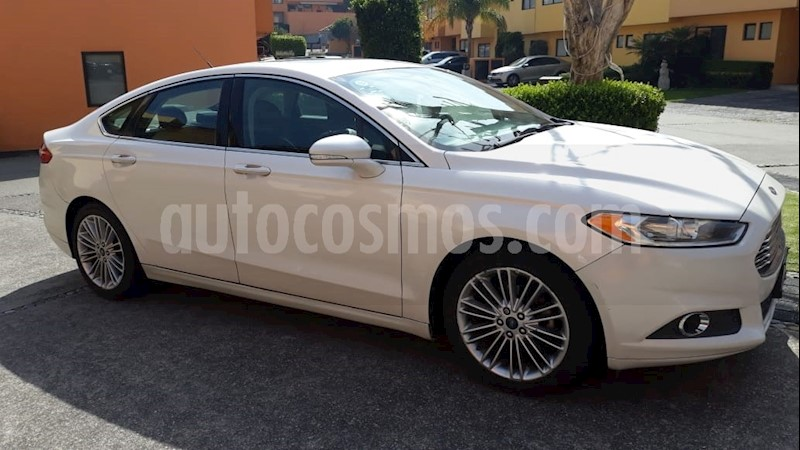 foto Ford Fusion SE Luxury Plus usado