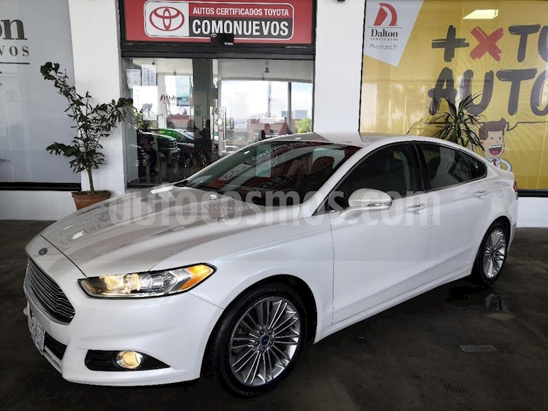 foto Ford Fusion SE Luxury usado