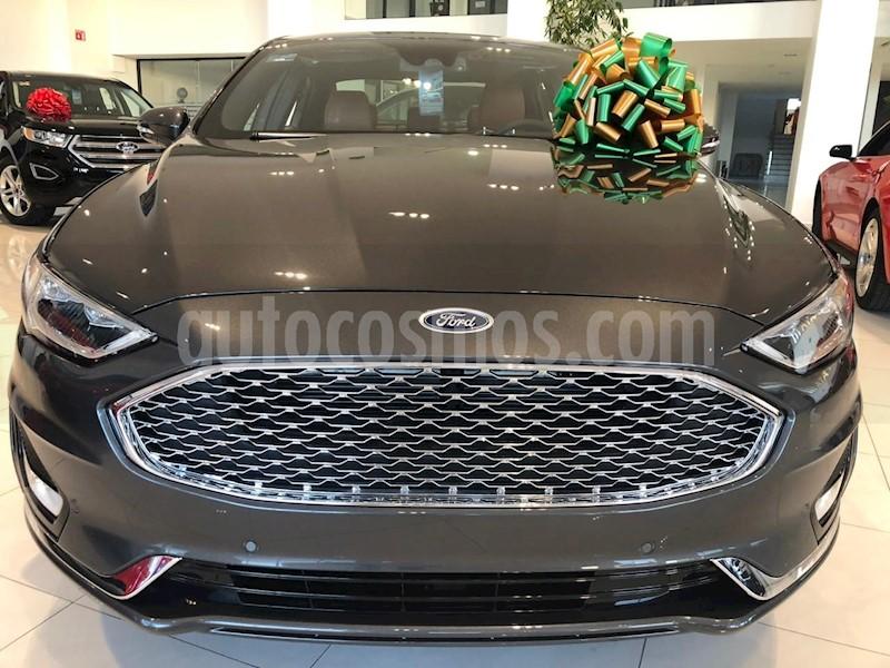 foto Ford Fusion Titanium nuevo