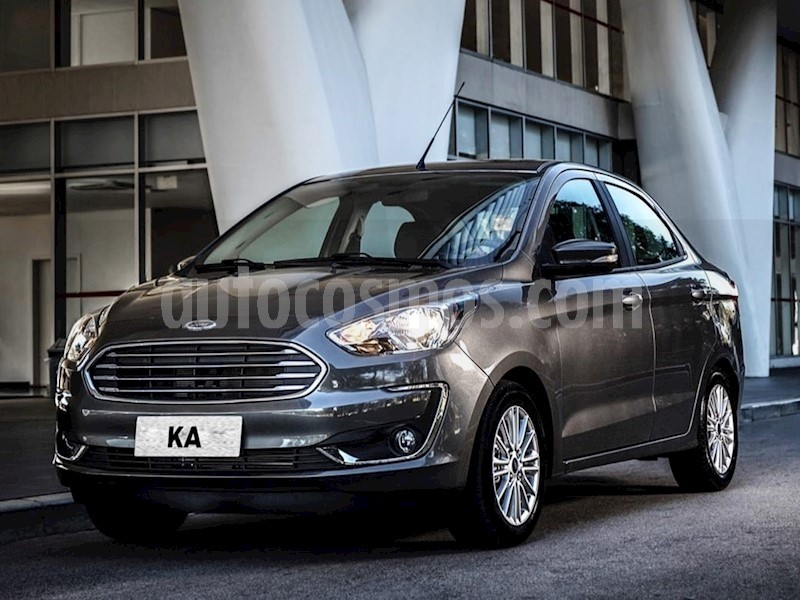 foto Ford Ka + S nuevo
