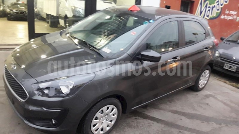 foto Ford Ka Freestyle 1.5L usado
