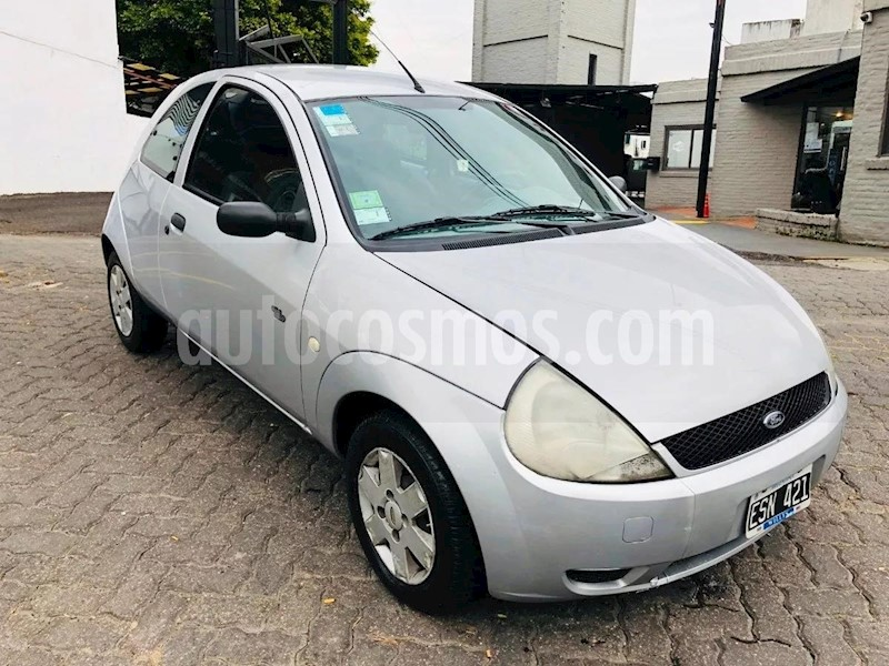 foto Ford Ka 1.0L Tattoo usado