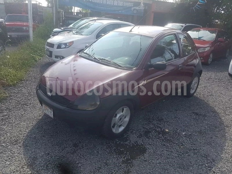 foto Ford Ka 1.6 Base usado