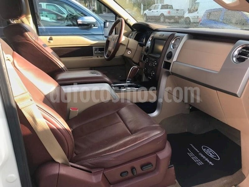 foto Ford Lobo 4 PTS. KING RANCH CREW CAB, 5.4L, 300 HP, TA, 4X4 usado