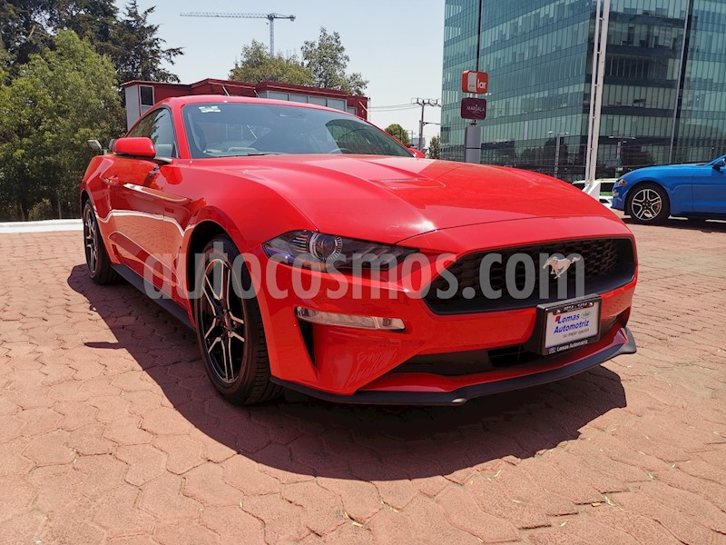 foto Ford Mustang Coupe 2.3L usado