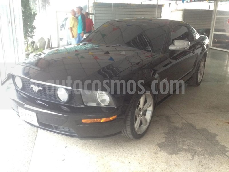 foto Ford Mustang GT Auto. usado