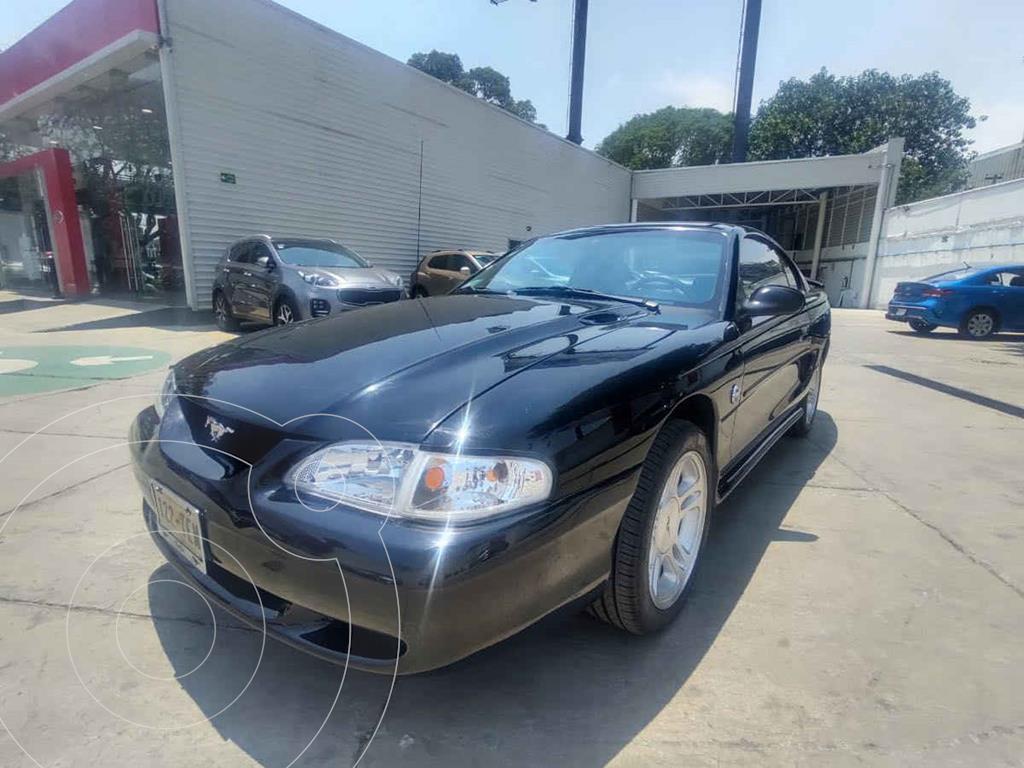 foto Ford Mustang GT Equipado Vip Aut usado (1998) color Negro precio $220,000