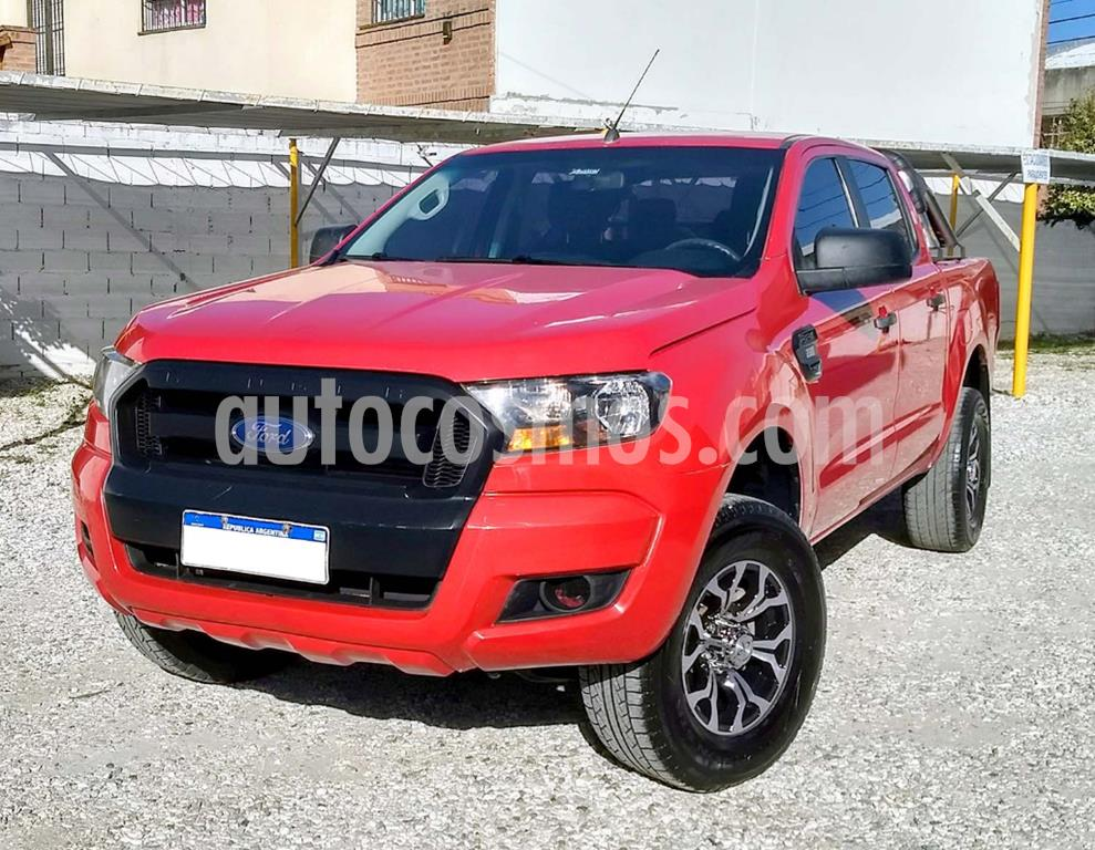 foto Ford Ranger XL 2.2L 4x2 TDi CD usado (2016) color Rojo precio $950.000