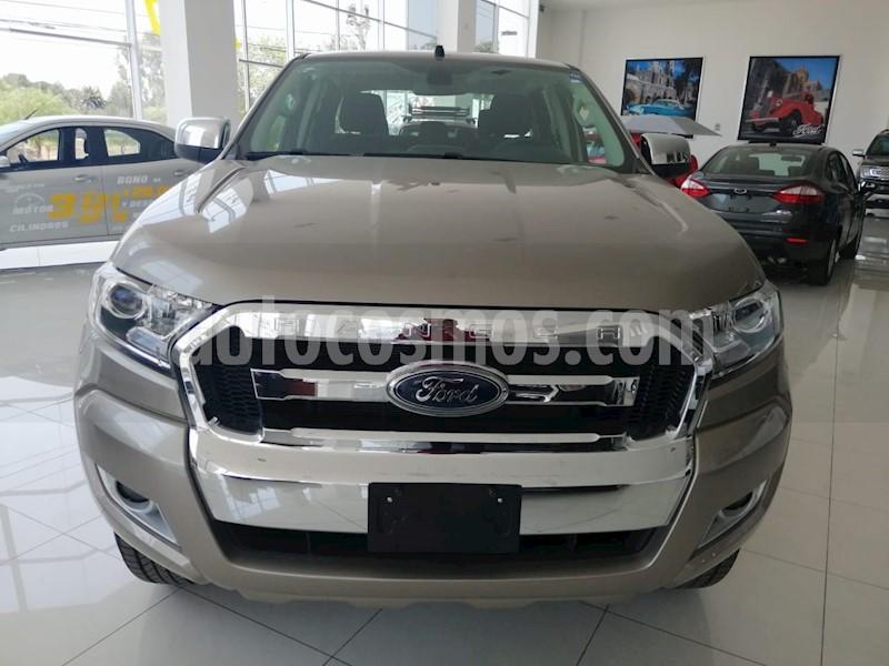 foto Ford Ranger XL Gasolina Cabina Doble 4x4 nuevo