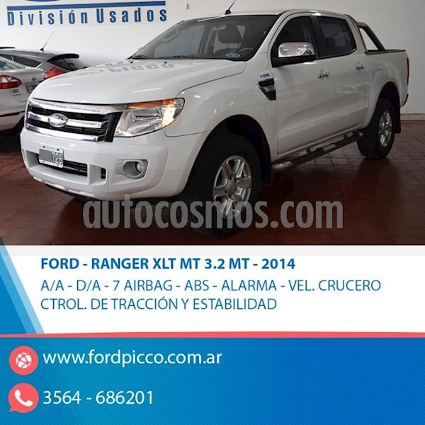 foto Ford Ranger XLT 3.2L 4x4 TDi CD 2015/2016 usado