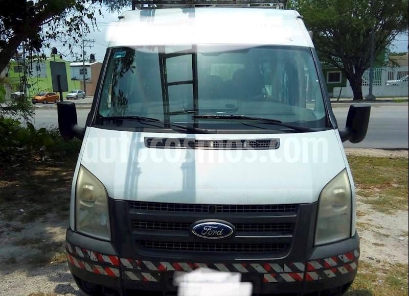foto Ford Transit Diesel Pasajeros usado