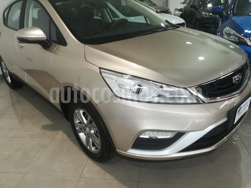 foto Geely Emgrand GS GS Drive nuevo