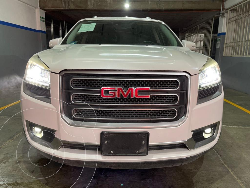 foto GMC Acadia SLT 1 usado (2016) color Blanco precio $350,000
