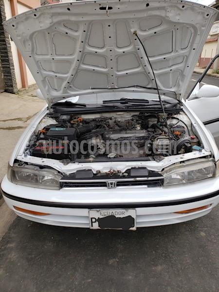 foto Honda Accord Ex  usado