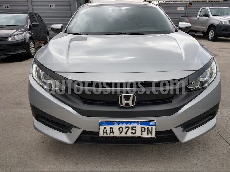 foto Honda Civic 1.6 EX Aut usado