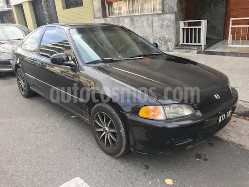 foto Honda Civic 1.6 EX Coupe usado