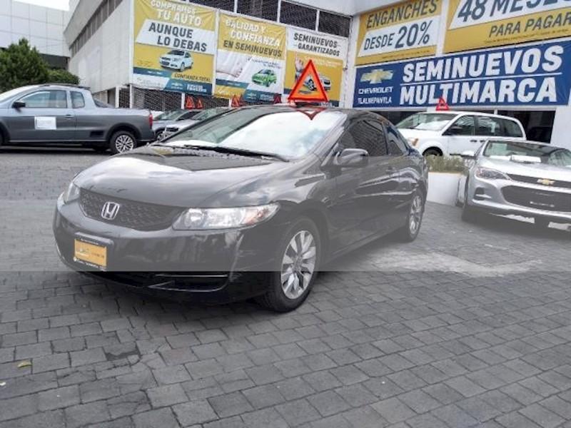 foto Honda Civic 2p EX Coupe 5 Vel usado