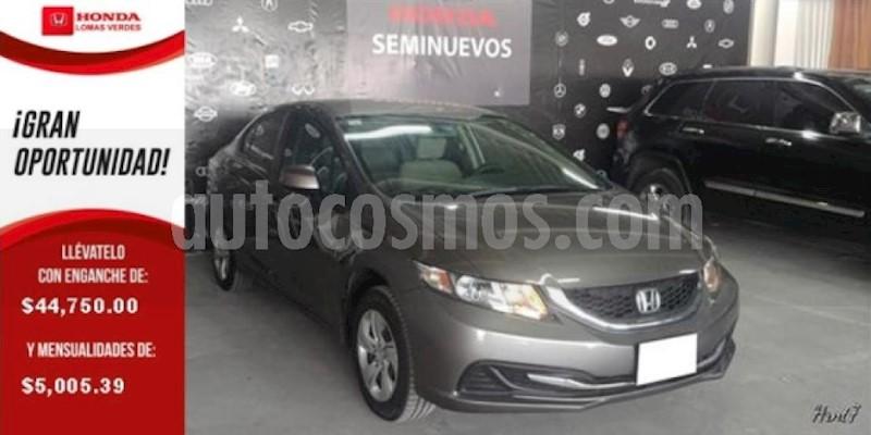 foto Honda Civic 4p LX Sedan L4/1.8 Aut usado
