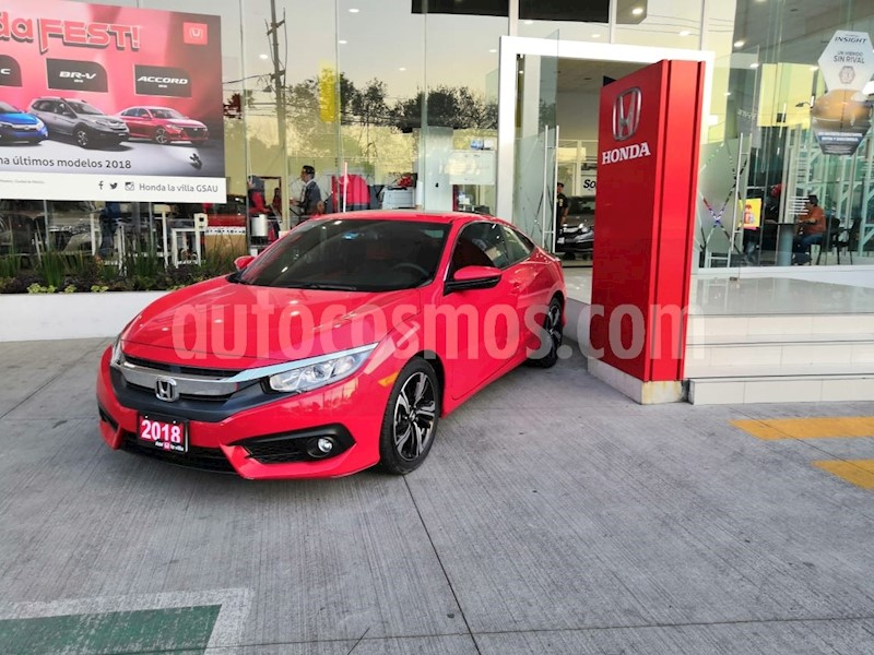foto Honda Civic Coupe EX 1.8L usado