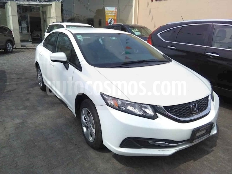 foto Honda Civic EX 1.8L usado