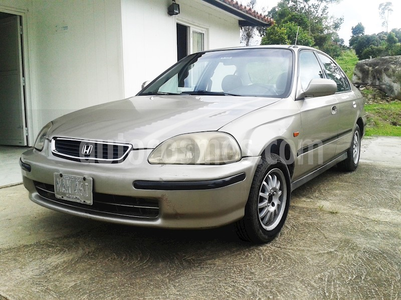 foto Honda Civic Ex-Exi (4at) L4,1.6i,16v A 1 1 usado
