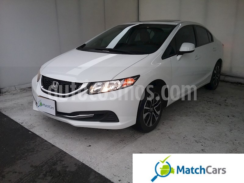 foto Honda Civic EX L SR 1.8L Aut usado