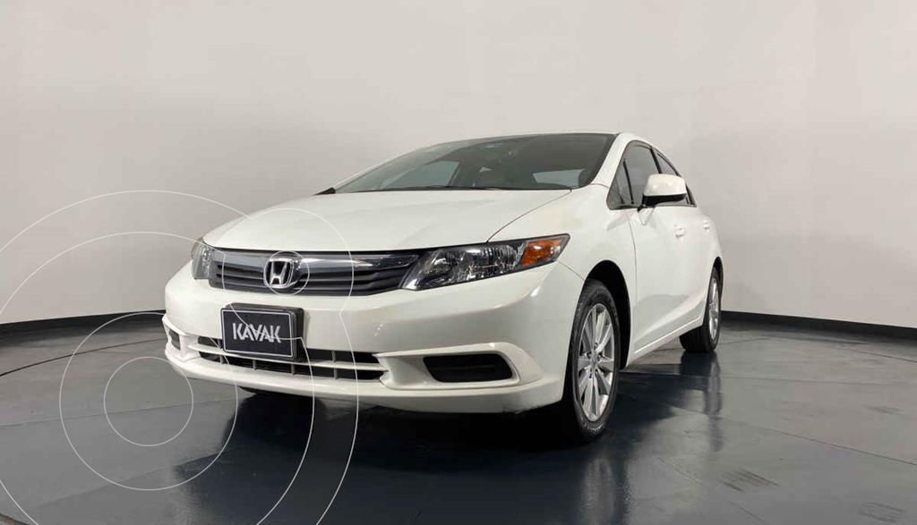foto Honda Civic Coupé EX 1.8L usado (2012) color Blanco precio $154,999