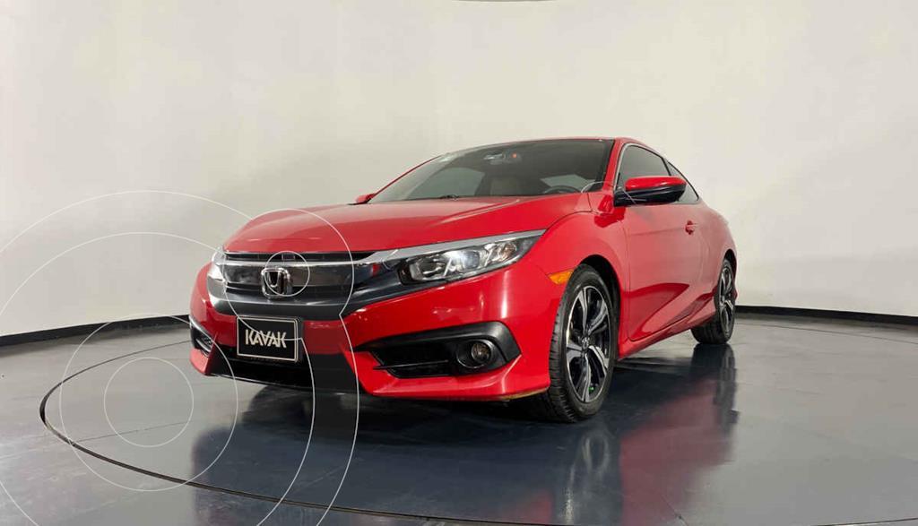 foto Honda Civic Si Coupé usado (2015) color Rojo precio $287,999
