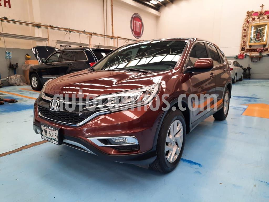 foto Honda CR-V i-Style usado (2015) color Marrón precio $270,000